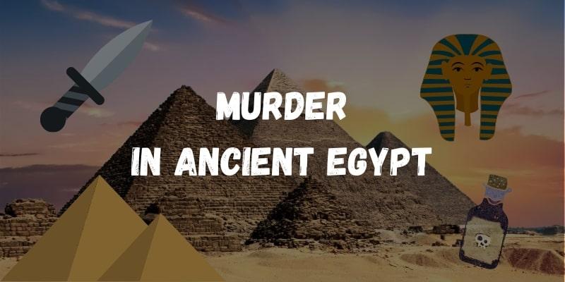 murder mystery activity